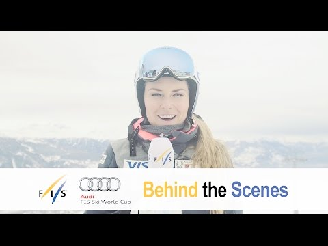 Alpine Combined, the best of tech and speed - Behind The Scenes