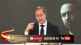 Carlos Cuesta: Sánchez  y La Sexta maquinan un demoledor programa contra VOX a una semana de votar