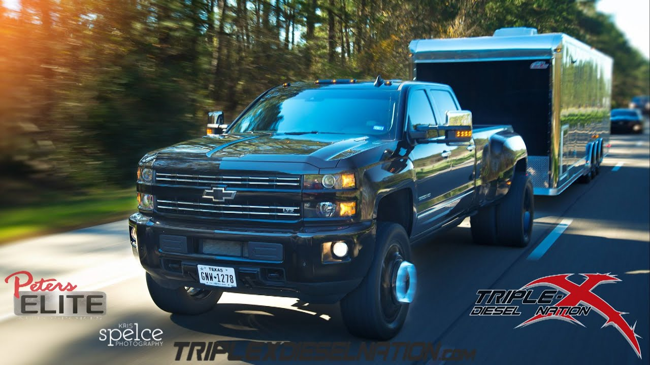 2016 Duramax Specs >> 2015 DMAX IS THE ULTIMATE TOW RIG! - YouTube