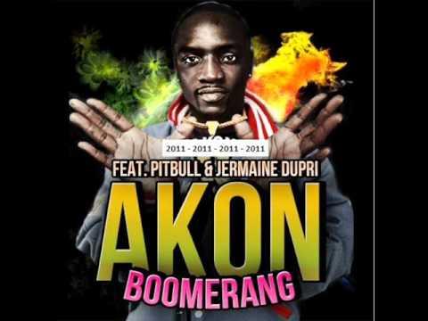 DJ Felli Fel ft. Akon & Pitbull & Jermaine Dupri - Boomerang (Dror R 2011 Remix)