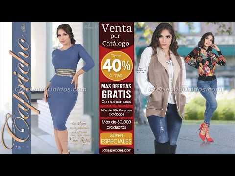Capricho catálogo de ropa para mujer por mayoreo