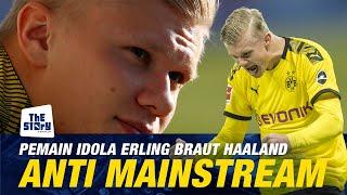 Erling Haaland, Wonderkid Dortmund Yang Anti Mainstream