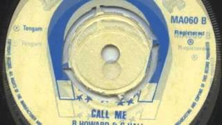Barry Howard & Carl Hall- Call me