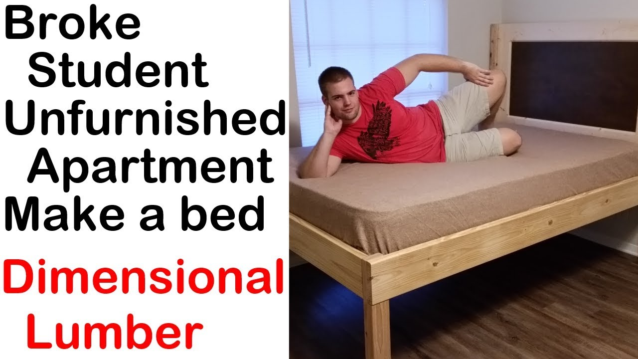 Building A Full Xl Bed From Matthias Wandel S Bed Plans Youtube