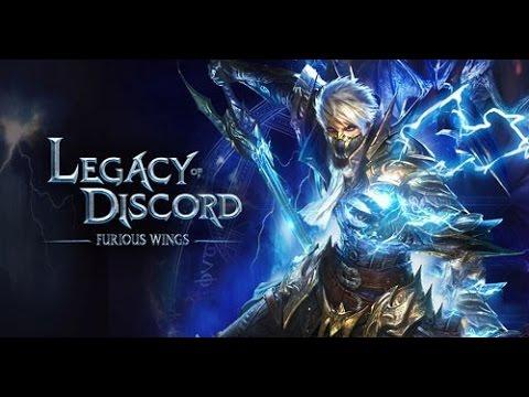 Lets Play - Legacy of Discord : FuriousWings ( Обзор от Алекса)