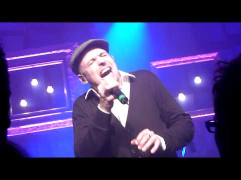 """Can't Stop"" - Max Mutzke live in Stuttgart"