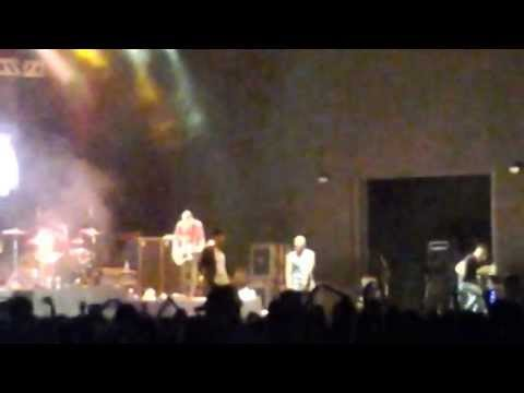 The Wanted Concert Live in Panama City Beach, Florida 2013