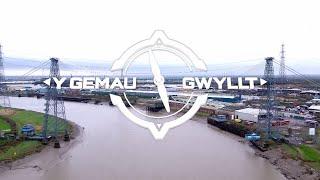 Y Gemau Gwyllt - cyfres newydd yn fuan ar Stwnsh