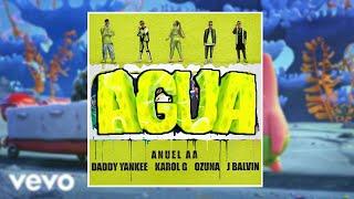 AGUA x CHINA (Remix Edit)  - J Balvin, Anuel AA, Daddy Yankee, Karol G, Ozuna  & Tainy