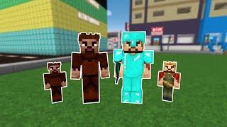 ARDA VE RÜZGAR ŞEHRE GERİ DÖNDÜ! 😱 - Minecraft