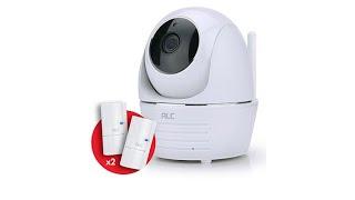 ALC Wireless HD 1080p Pan/Tilt Camera with 2 Sensors