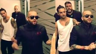 Nacho Casi pelea con Maluma por hablar mal. Video