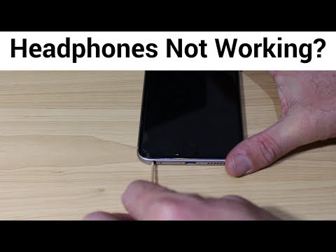 Headphones Not Working? This Simple Cleaning Method Could Help! (iPhone, iPad, Android)
