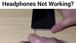 Download lagu Headphones Not Working? This Simple Cleaning Method Could Help! (iPhone, iPad, Android)