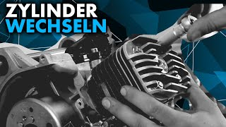 Anleitung: Roller Zylinder wechseln