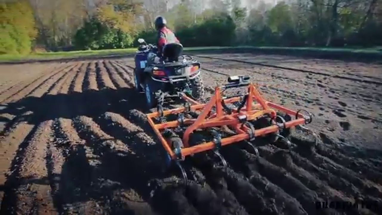 UTV ATV Cultivator ATV UTV Accessories YouTube