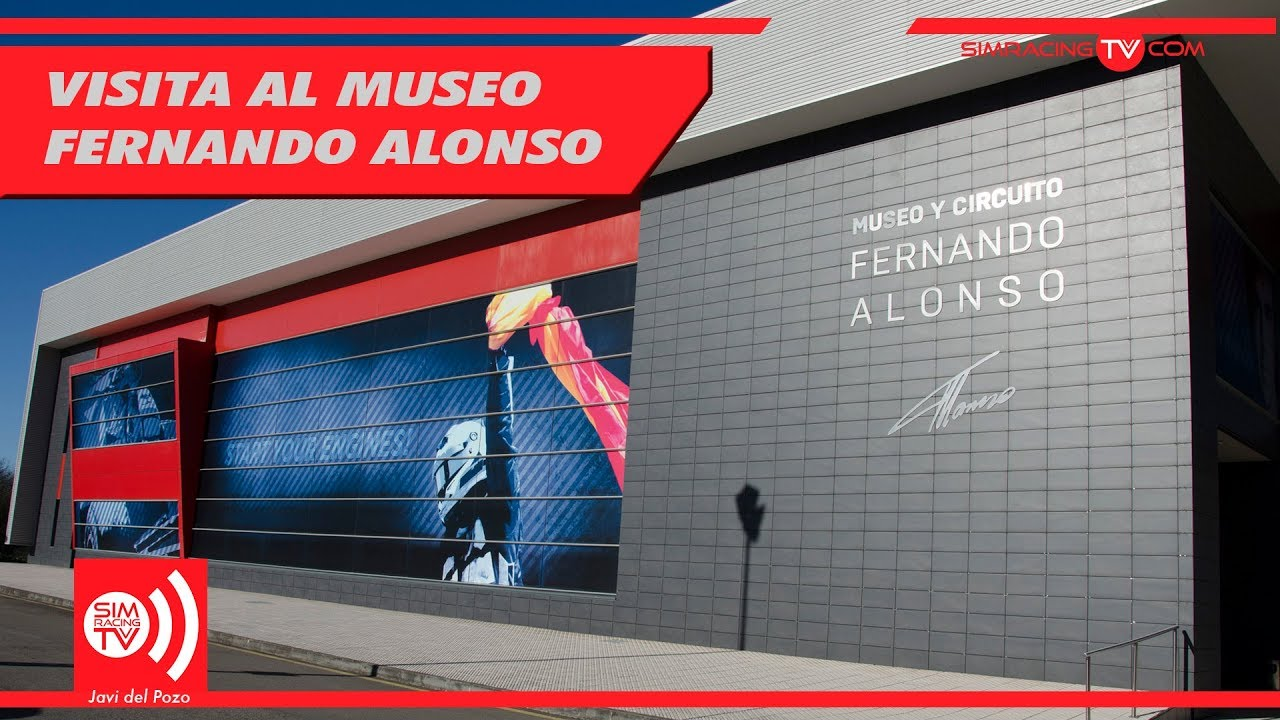 Museo Y Circuito Fernando Alonso : Museo y circuito fernando alonso en asturias