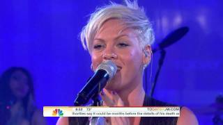 Pink - Please Don't Leave Me (Original HD) + Letra
