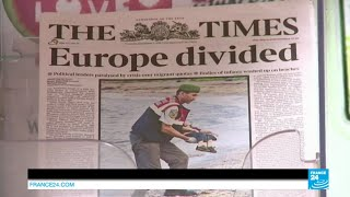 Europe Migrants Crisis The Tragedy Of The Dead Syrian Boy Pushes Uk To Soften Policy