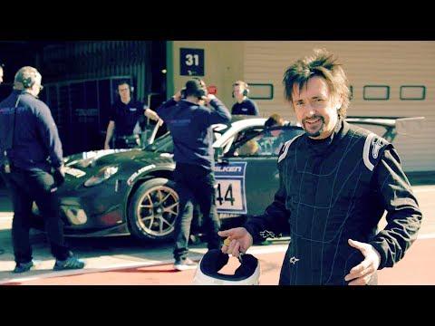 We sent Richard Hammond to drive a Porsche GT3 R on one of Europe鈥檚 scariest tracks 鈥� Pt 1