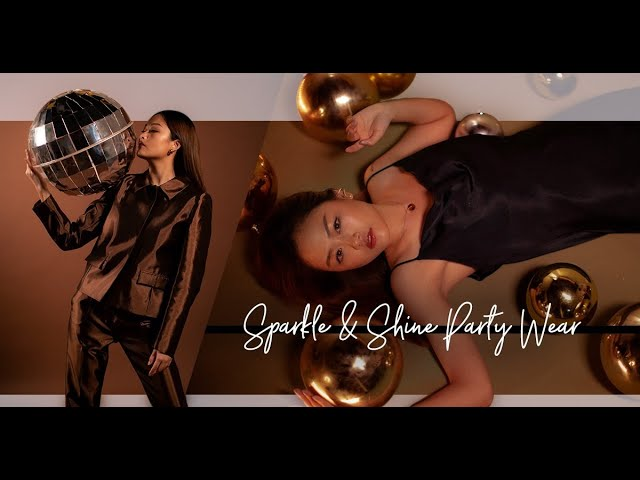 Get Dress for Party:從高冷到優雅,在派對中成為受矚目的Party Queen
