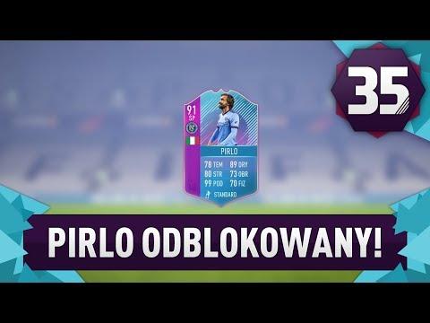 PIRLO odblokowany! - FIFA 18 Ultimate Team [#35]