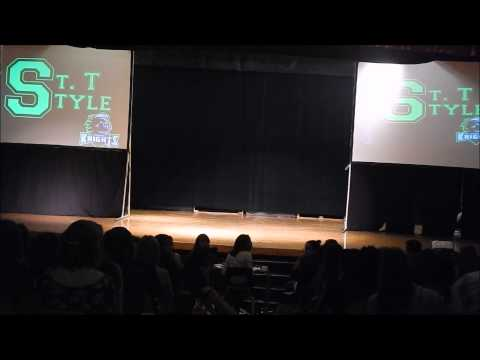 St. Thomas Multicultural Fundraiser Fashion Show Full Video