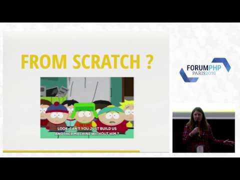 Peut-on s'affranchir de SonataAdminBundle ? - Suzanne Favot - Forum PHP 2016