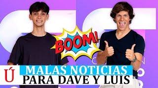 Malas noticias para Dave y Luis Más a escasas horas de la Gala 0 de Operación Triunfo 2018