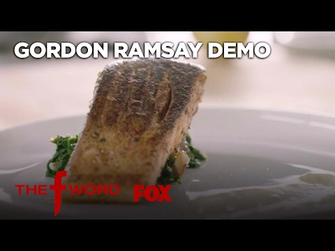 Gordon Ramsay's Flavorful Salmon And Sides: Extended Version