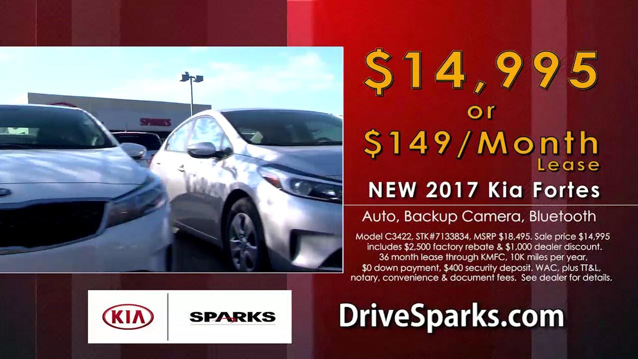 Huge S On New 2017 Kia Forte And Soo In Monroe Louisiana Sparks Nissan