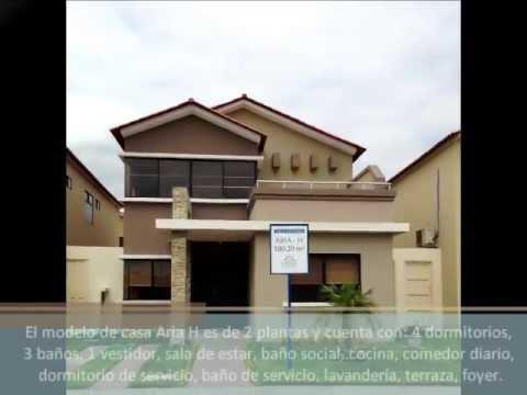 Ciudad celeste casas en guayaquil villa modelo aria h for Modelos guayaquil