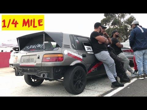 KILLARNEY MSA TIMED DRAG RACING (01.05.18)