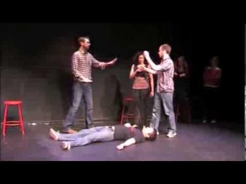 Breaker Breaker 6th Harold Improv Show
