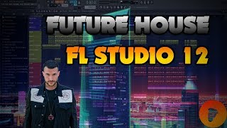 Professional Future House/Bounce FLP with Vocals (Don Diablo, Mesto,  Mike Williams) | Fl Studio 12