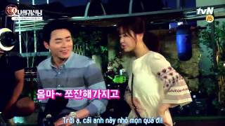 vietsub oh my ghost bts ep 16 director park bo young jo jung suk