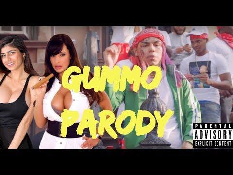 6IX9INE - Gummo (Parody)