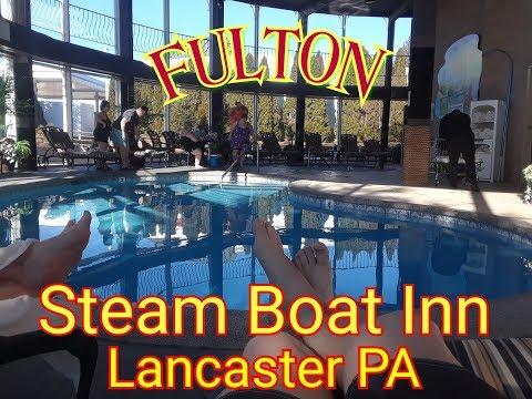 Fulton Steamboat Inn Hotel Lancaster Pa