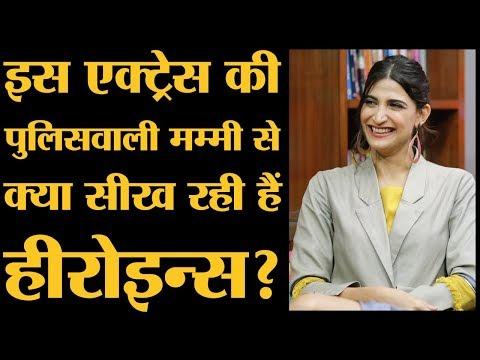 Saqib Saleem and Aahana Kumra Full Interview । Rangbaaz । Web Series । Hindi । Indian