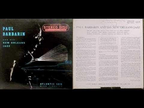 Paul Barbarin New Orleans Jazz Full Album