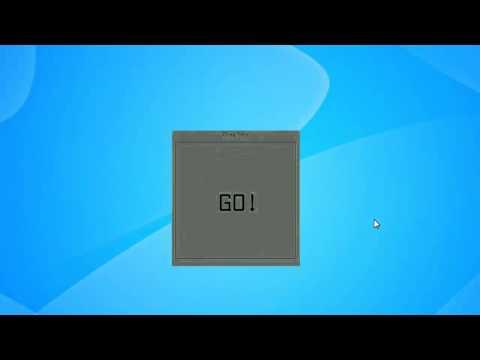 Snake 2 Windows 7 Gadget