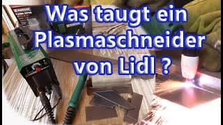 Test Lidl Plasmaschneider - PARKSIDE® Plasmaschneider PPS 40 A1