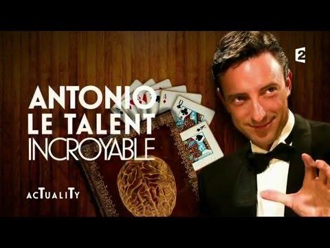 Antonio le magicien : le talent incroyable #AcTualiTy