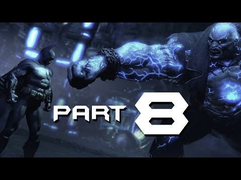 Batman Arkham City Walkthrough Part 8 - SOLOMON GRUNDY & ROBIN