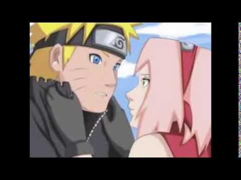naruto besa a sakura  YouTube