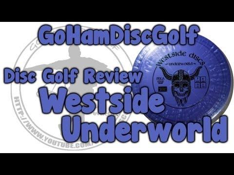 Disc Golf Review: Westside Underworld