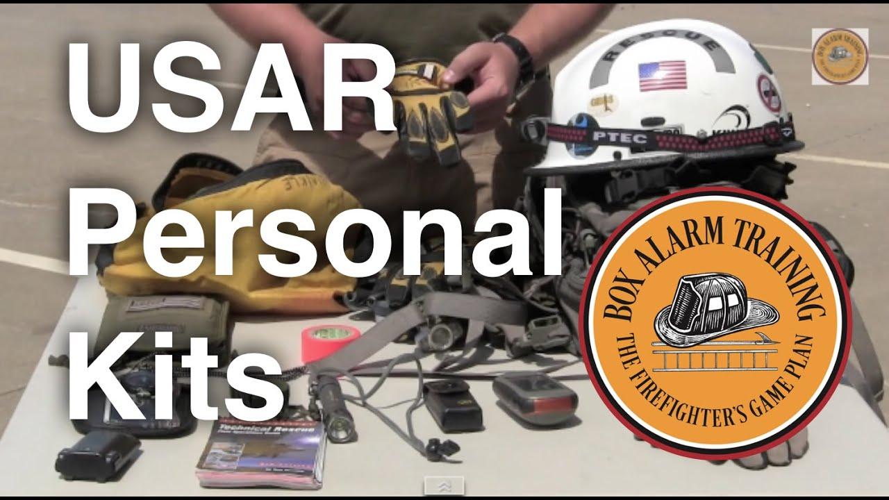 Download USAR Personal Kits