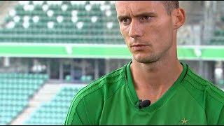 Mączyński: nie przyszedłem do Legii, by zastąpić Vadisa