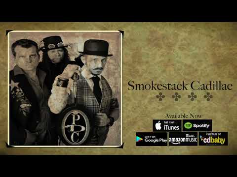 Punch Drunk Cabaret 'Smokestack Cadillac' (Full Album Stream)