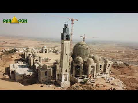 Grand Mosque - Bahria Town Karachi | Paragon Constructors(pvt) Ltd.